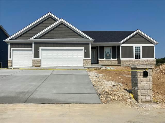2239 Weber Heights Drive #64, Washington, MO 63090 (#21029602) :: Parson Realty Group