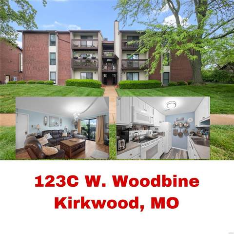 123 W Woodbine Avenue C, St Louis, MO 63122 (#21029630) :: Clarity Street Realty