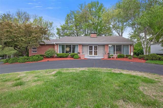 23 Ladue Meadows, St Louis, MO 63141 (#21029734) :: Parson Realty Group