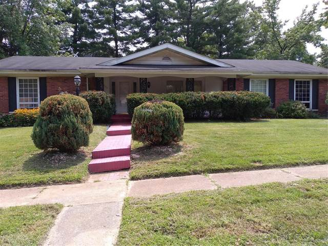 6702 Blossom View Drive, Florissant, MO 63033 (#21029853) :: Clarity Street Realty
