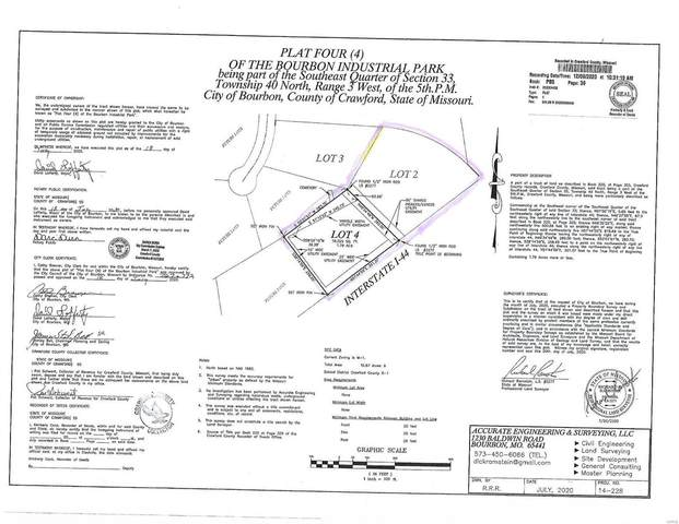 8953 N Service Rd, Bourbon, MO 65441 (#21029940) :: Friend Real Estate