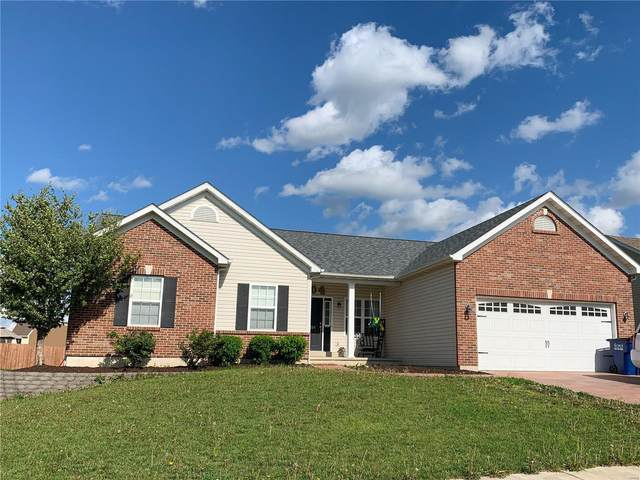 204 Stephen Trail, Wright City, MO 63390 (#21030010) :: Parson Realty Group