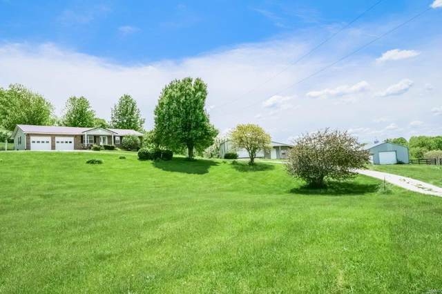 110 E Hill, Annada, MO 63330 (#21030056) :: Parson Realty Group
