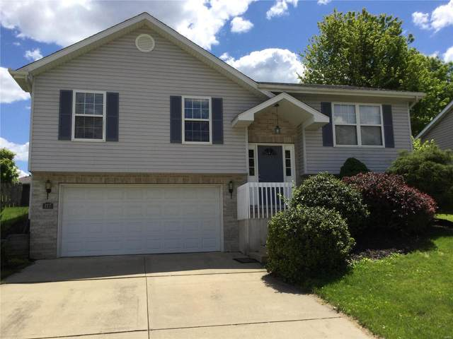 117 Bayfield, Glen Carbon, IL 62034 (#21030243) :: Parson Realty Group