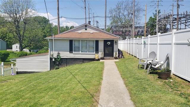 1509 Oak Street, CHESTER, IL 62233 (#21030302) :: Fusion Realty, LLC