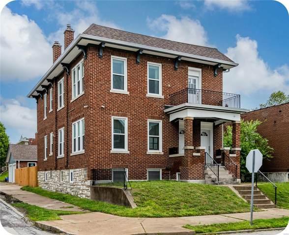 3153 Keokuk, St Louis, MO 63118 (#21030508) :: Walker Real Estate Team