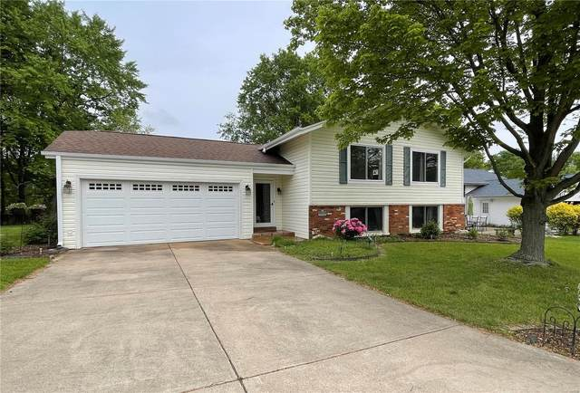 12207 Turkey Creek Court, Maryland Heights, MO 63043 (#21030648) :: St. Louis Finest Homes Realty Group
