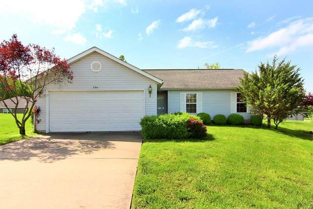 1948 Eden Circle, Cape Girardeau, MO 63701 (#21030676) :: Matt Smith Real Estate Group