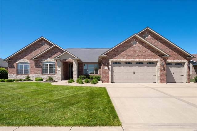 4175 Red Field Drive, Swansea, IL 62226 (#21030745) :: Parson Realty Group