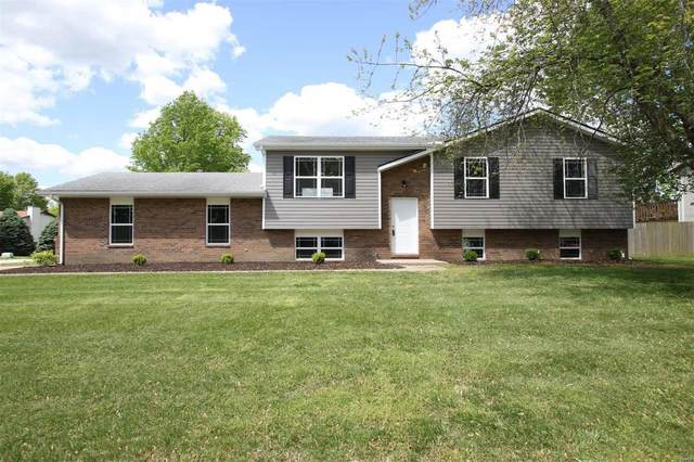 339 Saint Anthony Drive, Godfrey, IL 62035 (#21030843) :: Tarrant & Harman Real Estate and Auction Co.