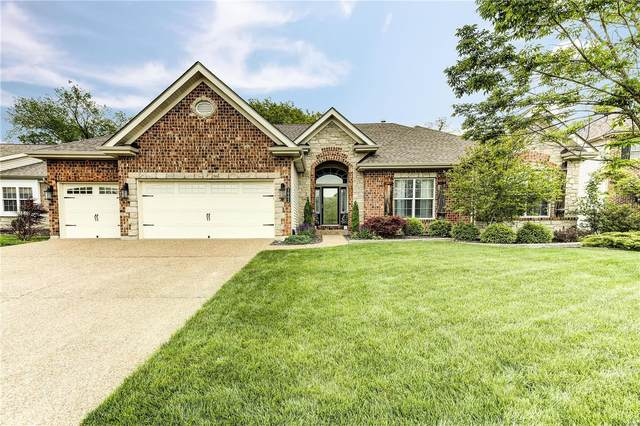 1002 Morgan Meadow Drive, Wentzville, MO 63385 (#21031072) :: Clarity Street Realty