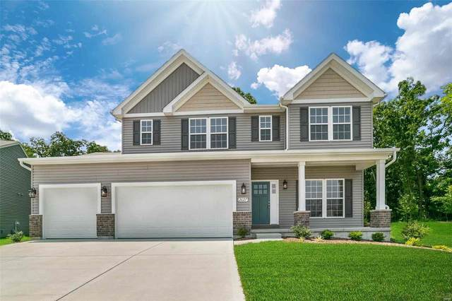 380 Victory Heights Drive, Wentzville, MO 63385 (#21031188) :: Clarity Street Realty