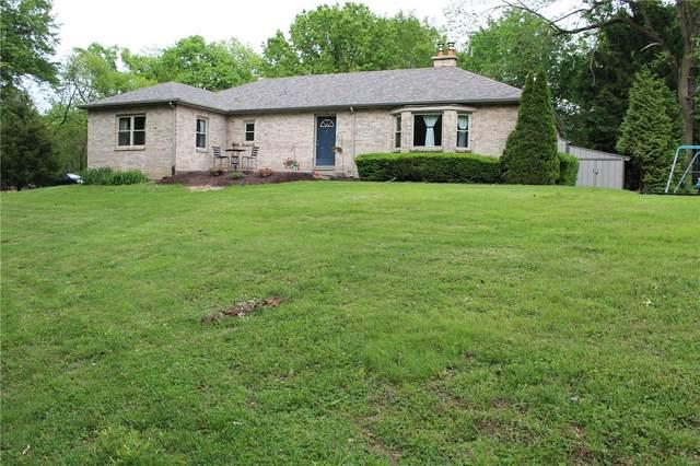1266 Simmons Road, O'Fallon, IL 62269 (#21031255) :: Blasingame Group | Keller Williams Marquee