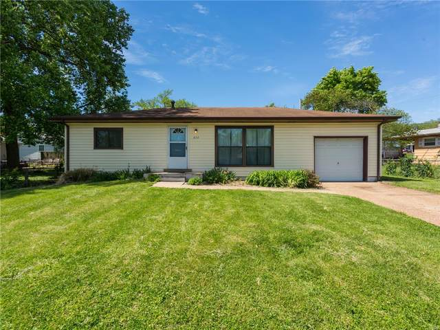 822 Lightwood Drive, Hazelwood, MO 63042 (#21031283) :: Parson Realty Group