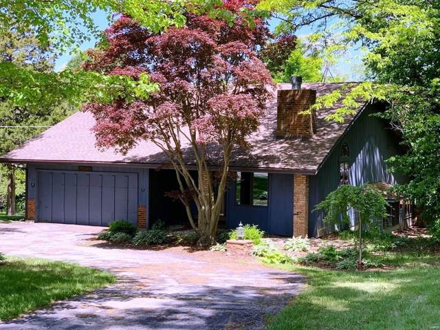 17250 Old Jamestown, Florissant, MO 63034 (#21031333) :: Parson Realty Group