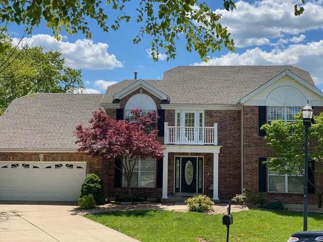758 Hawk Run Dr., O'Fallon, MO 63368 (#21031534) :: St. Louis Finest Homes Realty Group
