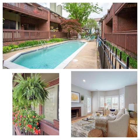 4465 W Pine #23, St Louis, MO 63108 (#21031576) :: Mid Rivers Homes