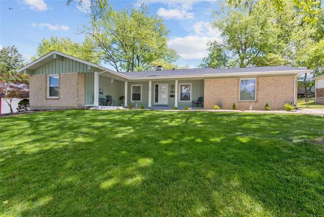660 Meadowgrass Drive, Florissant, MO 63033 (#21031584) :: Terry Gannon | Re/Max Results