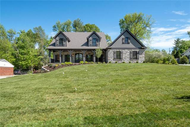 3 Clerbrook Lane, Ladue, MO 63124 (#21031592) :: Parson Realty Group