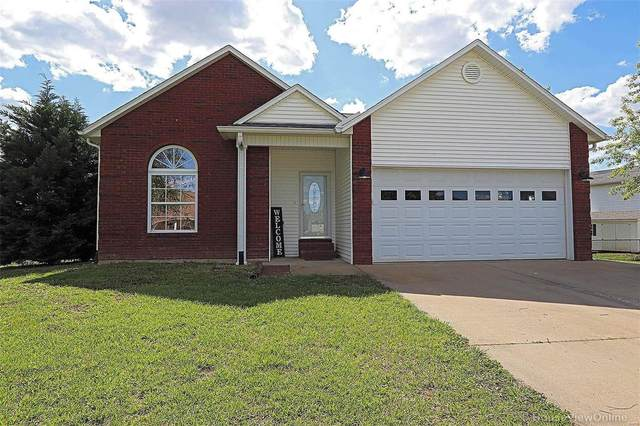140 Glen Drive, Jackson, MO 63755 (#21031690) :: Parson Realty Group
