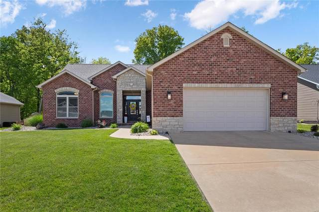 1325 Merriam Parkway, O'Fallon, IL 62269 (#21031738) :: Parson Realty Group