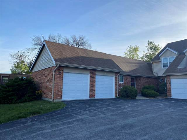 3718 Candlewyck Club Drive F, Unincorporated, MO 63034 (#21031902) :: Terry Gannon | Re/Max Results