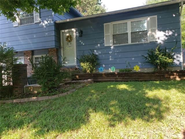 404 Fox Creek Road, Rolla, MO 65401 (#21031966) :: Parson Realty Group
