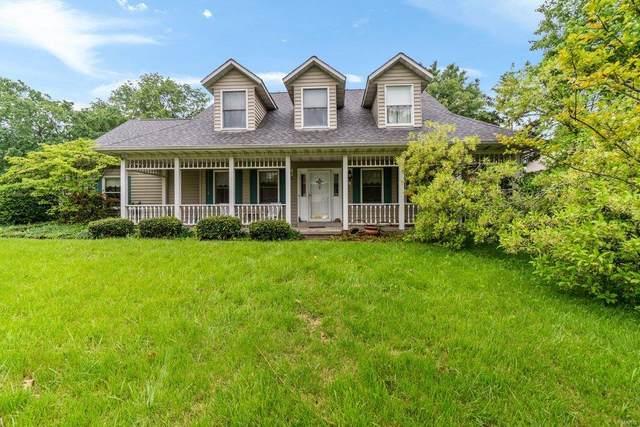 1553 Trenton Lane, Cape Girardeau, MO 63701 (MLS #21032003) :: Century 21 Prestige