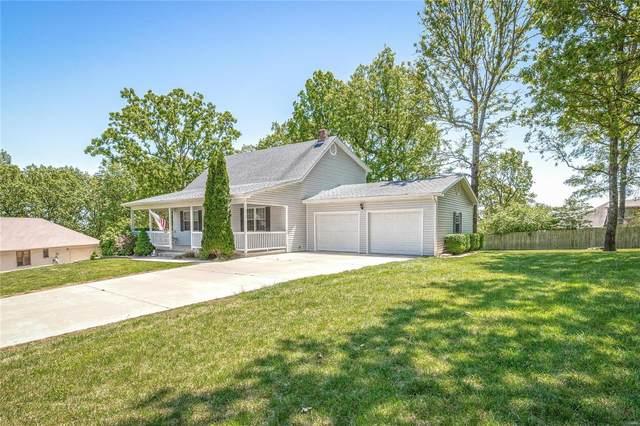 100 Lincoln Lane, Waynesville, MO 65583 (MLS #21032142) :: Century 21 Prestige