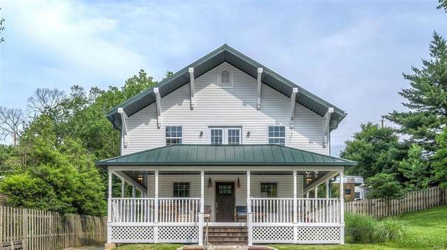 127 Front Street, Labadie, MO 63055 (#21032143) :: Clarity Street Realty