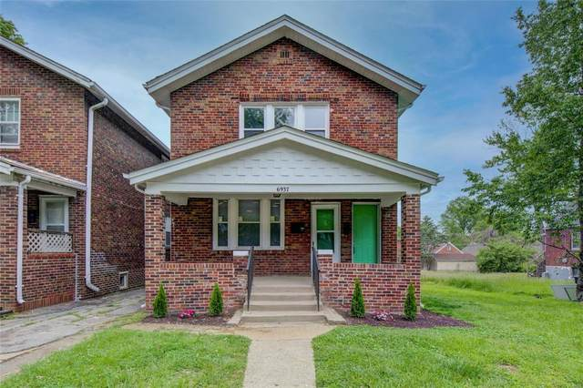 6937 Melrose Avenue, St Louis, MO 63130 (#21032176) :: Parson Realty Group