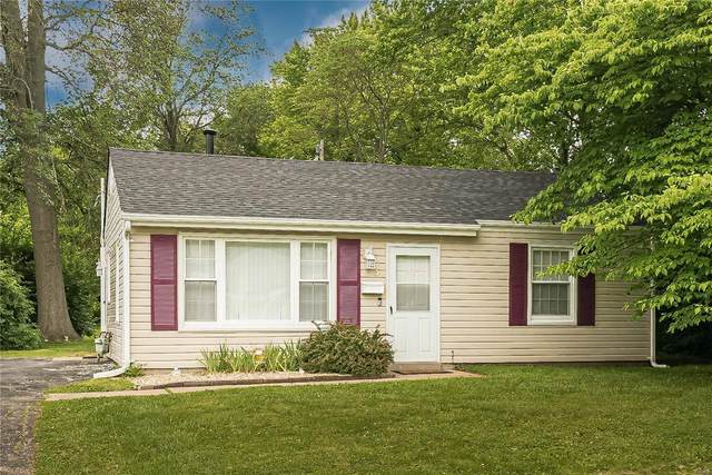 3 Mcnulty Drive, Florissant, MO 63031 (#21032188) :: Parson Realty Group