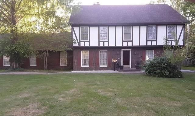 733 Stanton Ave, Monroe City, MO 63456 (#21032196) :: Matt Smith Real Estate Group