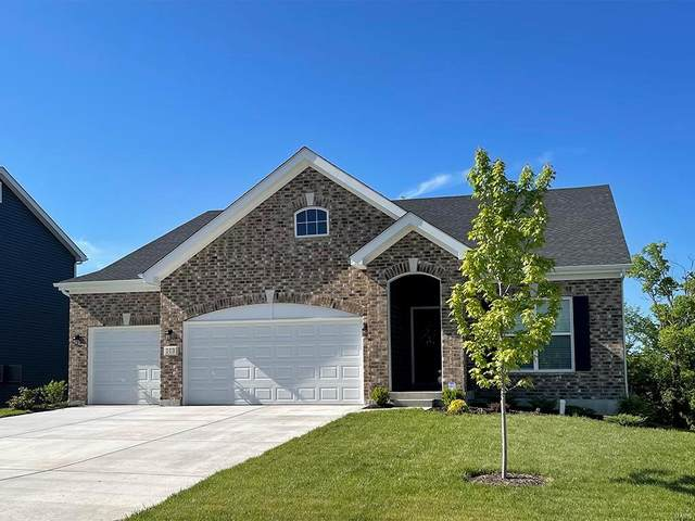 1 @ Maple Exp At Prairie Wind, Wentzville, MO 63385 (#21032240) :: Parson Realty Group