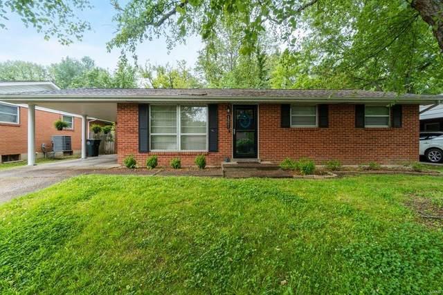 1321 Monticello Lane, Cape Girardeau, MO 63701 (MLS #21032285) :: Century 21 Prestige