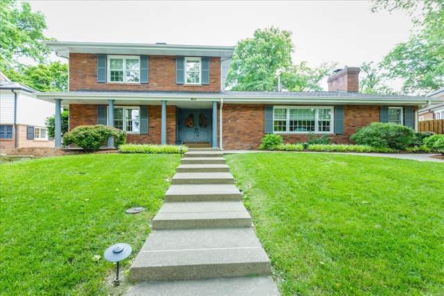 8015 Seminole, St Louis, MO 63105 (#21032382) :: The Becky O'Neill Power Home Selling Team