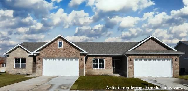 7121 Remington Villa Drive, Maryville, IL 62062 (#21032392) :: Hartmann Realtors Inc.