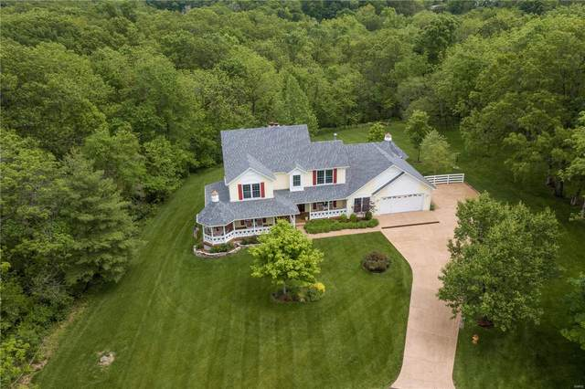 2324 Conestoga Trail Court, Wildwood, MO 63038 (#21032520) :: Parson Realty Group