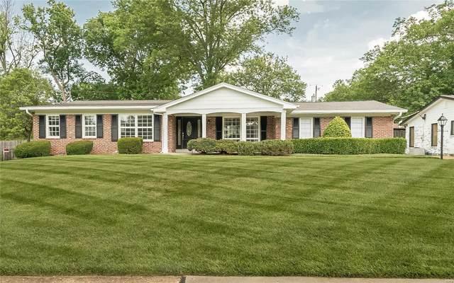 427 Tamarack Drive, Ballwin, MO 63011 (#21032725) :: Reconnect Real Estate