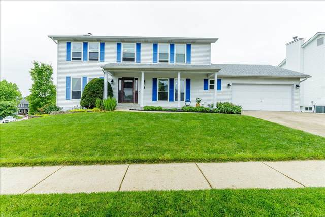 220 Boone Hills Drive, Saint Peters, MO 63376 (#21032797) :: Parson Realty Group
