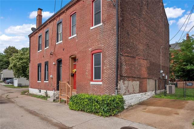 815 Rutger Street R, St Louis, MO 63104 (#21032836) :: Parson Realty Group