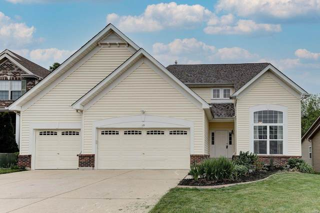 177 Berry Manor Circle, Saint Peters, MO 63376 (#21032861) :: Parson Realty Group
