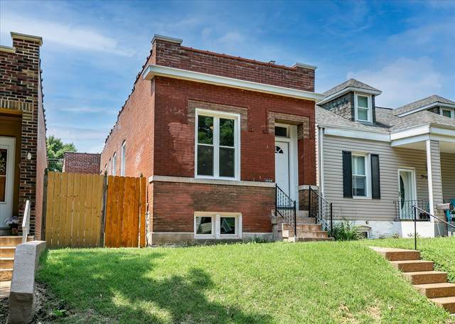 4938 Quincy Street, St Louis, MO 63109 (#21033297) :: Parson Realty Group