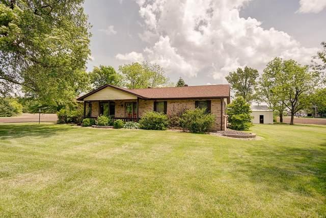 120 Parkview Street, Maryville, IL 62062 (#21033346) :: Hartmann Realtors Inc.