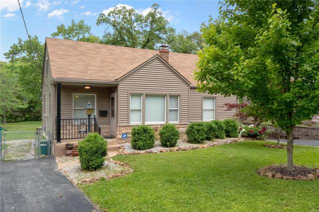 221 Southside Avenue, Webster Groves, MO 63119 (#21033419) :: Parson Realty Group