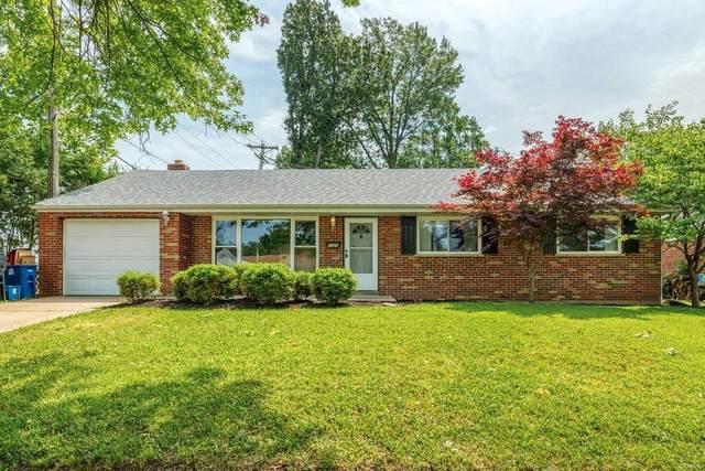1028 N Mcknight Road, University City, MO 63132 (#21033745) :: Kelly Hager Group   TdD Premier Real Estate
