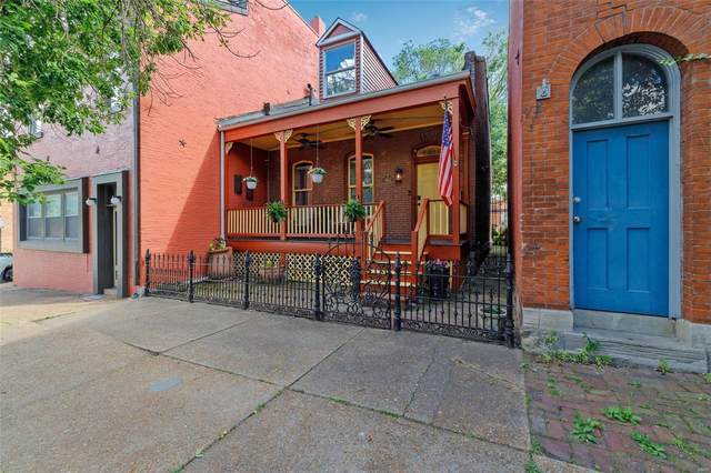 902 Russell, St Louis, MO 63104 (#21033839) :: Parson Realty Group