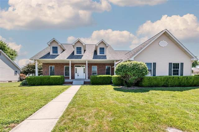 1128 Fox Run, Mascoutah, IL 62258 (#21033868) :: Kelly Hager Group | TdD Premier Real Estate