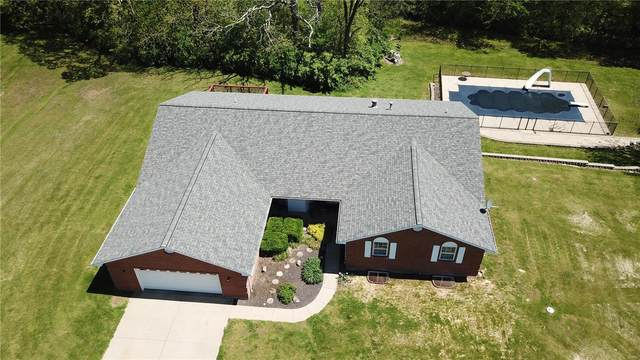 813 E Haven Drive, Waterloo, IL 62298 (#21033923) :: Parson Realty Group