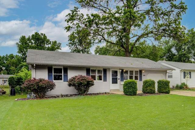1845 Curtis Court, Florissant, MO 63031 (#21034160) :: The Becky O'Neill Power Home Selling Team